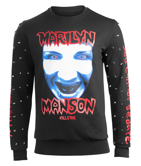 bluza KILLSTAR - MARILYN MANSON, ALL THE THINGS YOU HATE