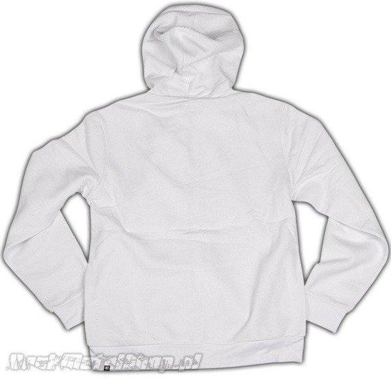 bluza na suwak ETNIES - WOLFGANG (FULL ZIP) (WHITE) 09'