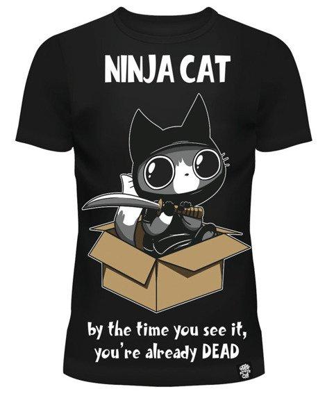 bluzka damska CUPCAKE CULT - NINJA CAT