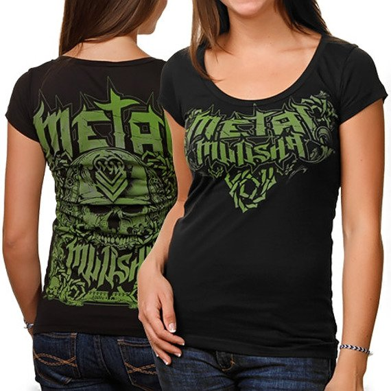 bluzka damska METAL MULISHA - PEACE KEEPER