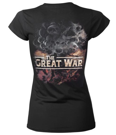 bluzka damska SABATON - THE GREAT WAR