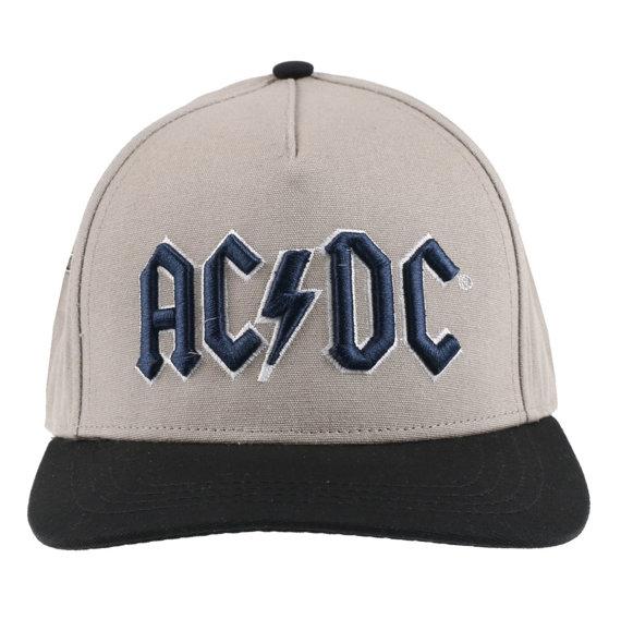 czapka AC/DC - NAVY LOGO