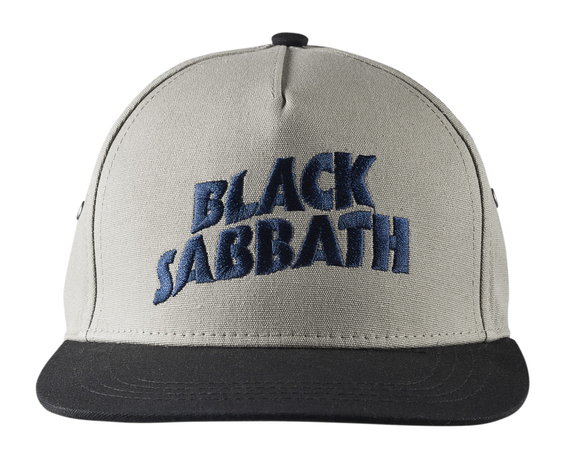 czapka BLACK SABBATH - WAVY LOGO