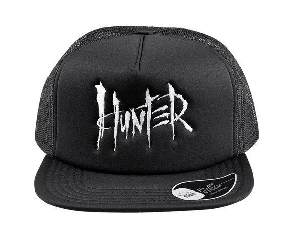 czapka HUNTER black