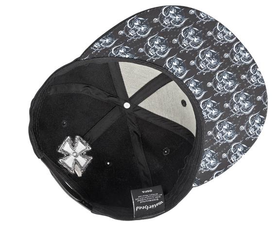 czapka MOTORHEAD - LOGO & WARPIG