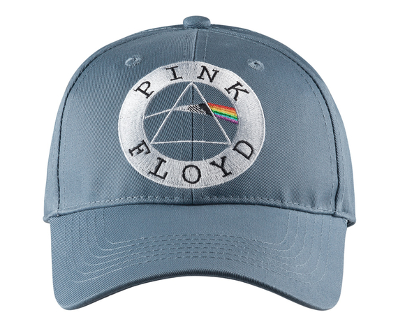 czapka PINK FLOYD - CIRCLE LOGO DENIM