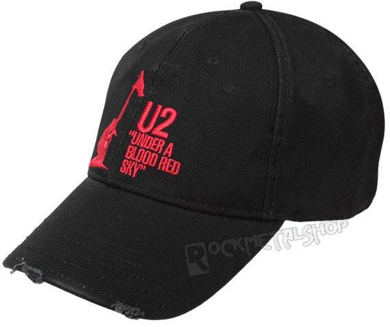 czapka U2 - UNDER A BLOOD RED SKY