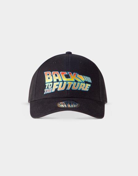 czapka basebolówka BACK TO THE FUTURE - POWRÓT DO PRZYSZŁOŚCI