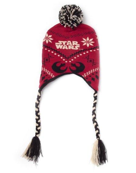 czapka zimowa STAR WARS - XMAS SHERPA