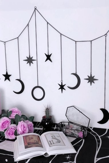 dekoracja KILLSTAR - ASTRAL PATH (BLACK)