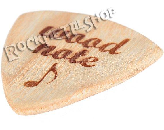 drewniana kostka do gitary WOODNOTE Jazz Shield - JESION