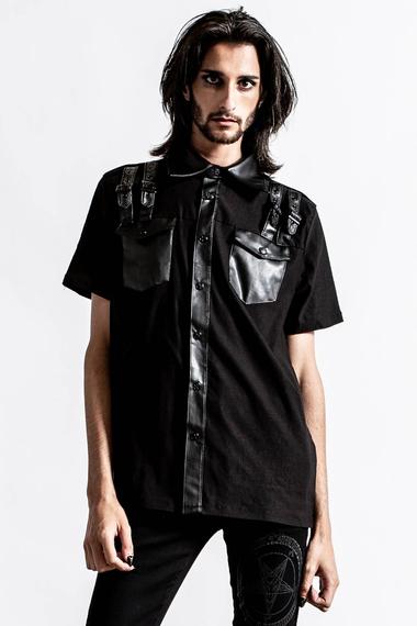 koszula męska KILLSTAR - DAZE (BLACK)
