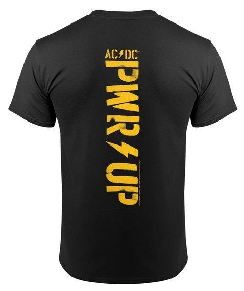 koszulka AC/DC - PWR UP AMPLIFER