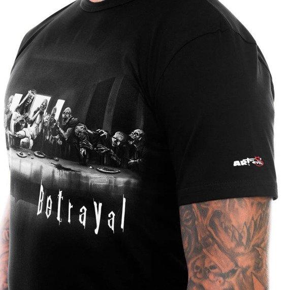 koszulka ART BY EVIL - BETRAYAL
