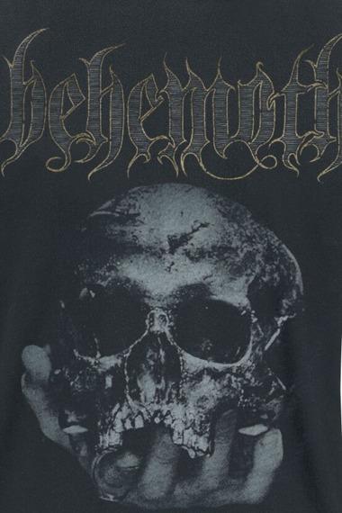 koszulka BEHEMOTH - ECCLESIA SKULL