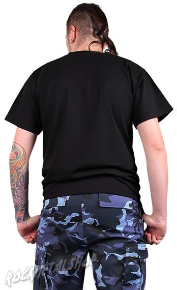 koszulka BLACK ICON - FACE (MICON019 BLACK)