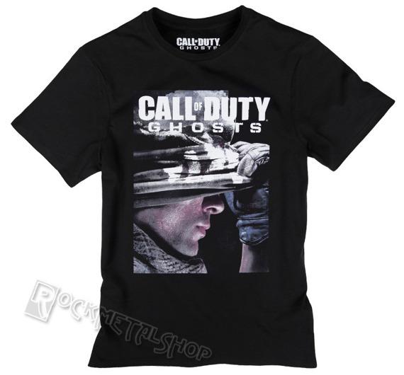 koszulka CALL OF DUTY - WARRIOR czarna