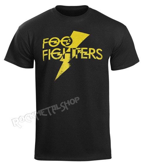 koszulka FOO FIGHTERS - LIGHTNING STRIKE