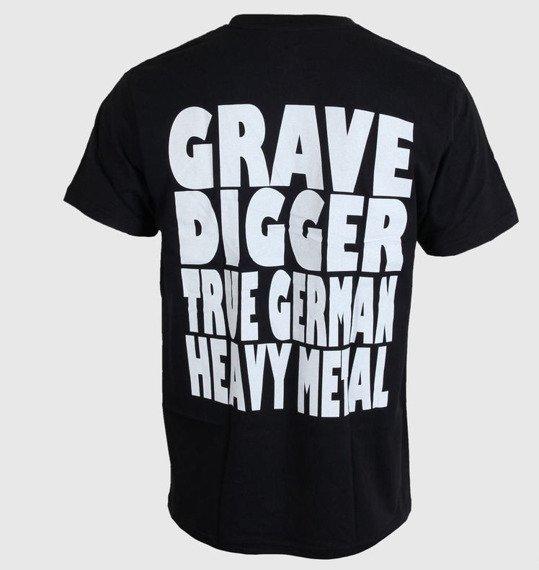 koszulka GRAVE DIGGER - TRUE GERMAN HEAVY METAL