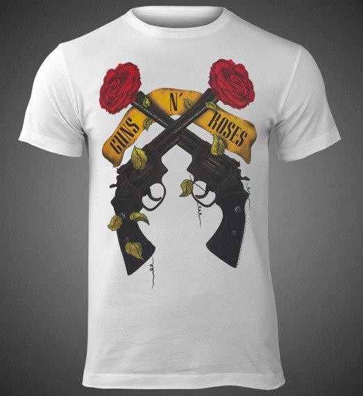 koszulka GUNS N' ROSES - SHOOTING ROSES