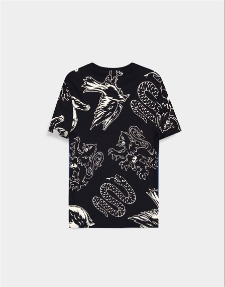 koszulka HARRY POTTER- ALL OVER PRINT