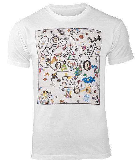 koszulka LED ZEPPELIN - III ALBUM