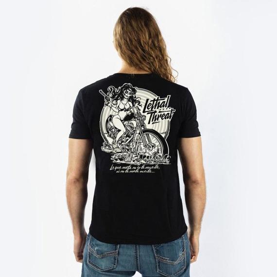 koszulka LETHAL THREAT - LA MUERTE