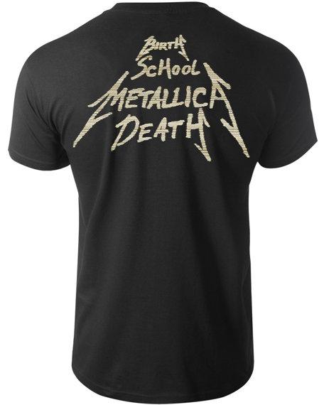 koszulka METALLICA - BIRTH DEATH