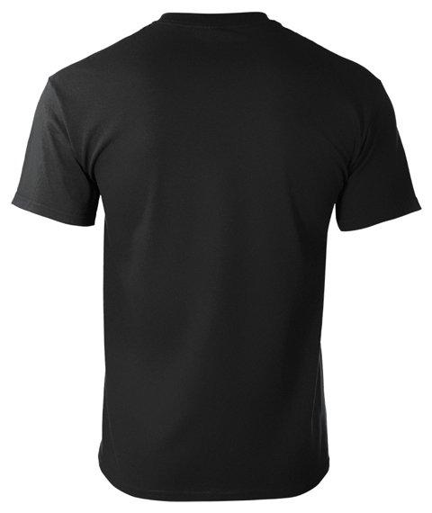 koszulka MICHAEL JACKSON - BLACK SMOKE