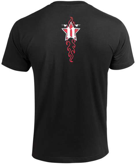 koszulka NONE - RED STAR