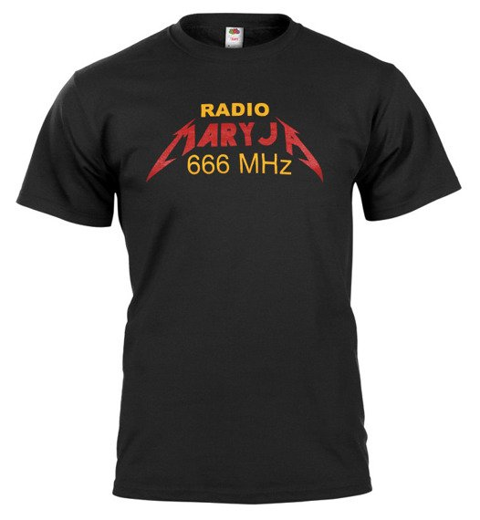 koszulka RADIO MARYJA 666 MHz