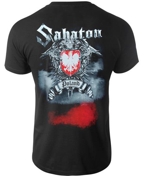 koszulka SABATON - POLAND