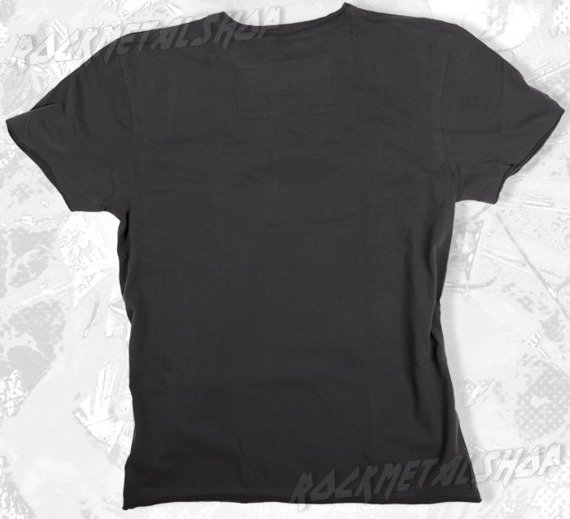 koszulka SEX PISTOLS - BULLDOG szara