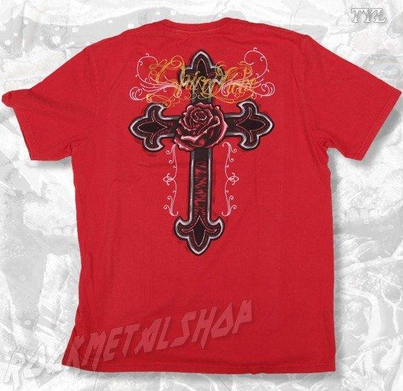 koszulka SHIROI NEKO - TAKE MY HIGHER (RED)