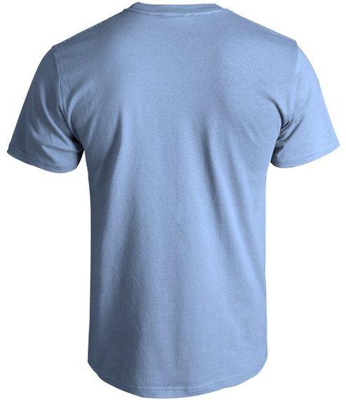 koszulka SMITHS - WINGS niebieska