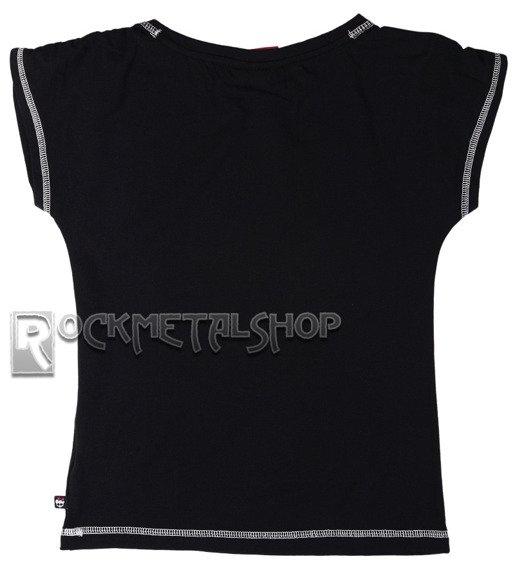 koszulka dziecięca MONSTER HIGH - B&W dla dziewczynki