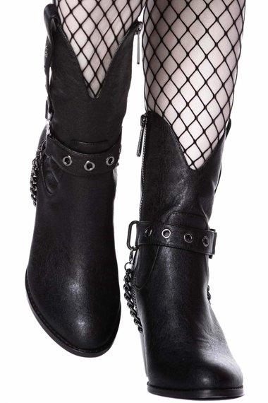 kowbojskie buty damskie KILLSTAR - COVEN COWBOY