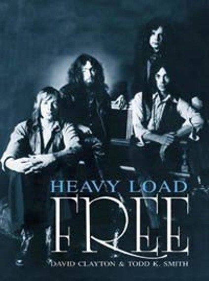 książka FREE - HEAVY LOAD autor:David Clayton, Todd K. Smith
