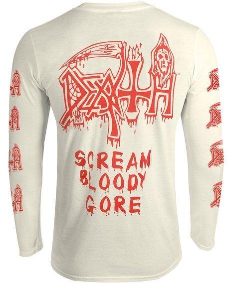 longsleeve DEATH - SCREAM BLOODY GORE