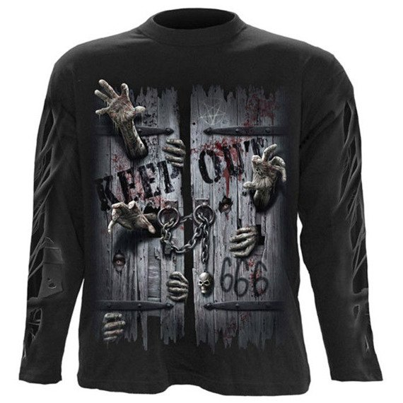 longsleeve ZOMBIES UNLEASHED
