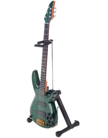 miniaturka gitary DREAM THEATER -  JOHN MYUNG RBX6JM GREEN