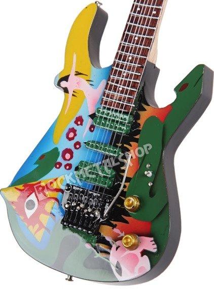 miniaturka gitary FRANK ZAPPA - IBANEZ UNIVERSE