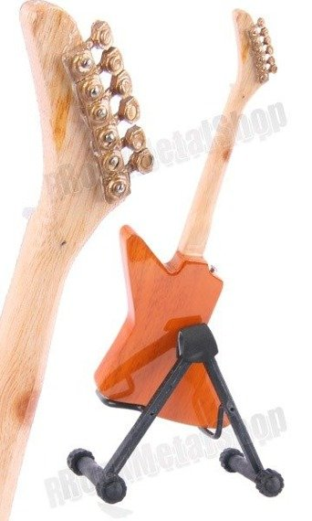 miniaturka gitary U2 - THE EDGE: EXPLORER '76 REISSUE STYLE (MPA34)