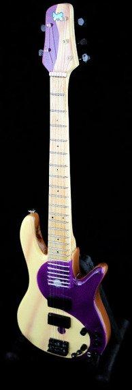 miniaturka gitary VICTOR WOOTEN - YIN & YANG BASS