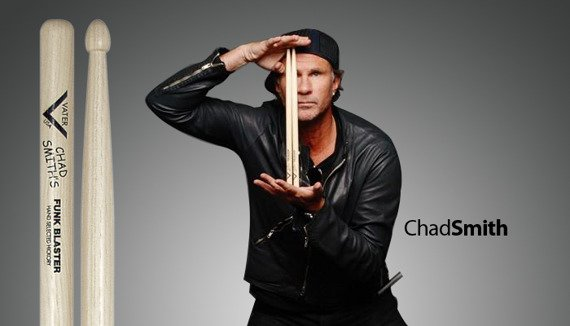 pałki do perkusji VATER VHCHADW Chad Smith Funk Blaster