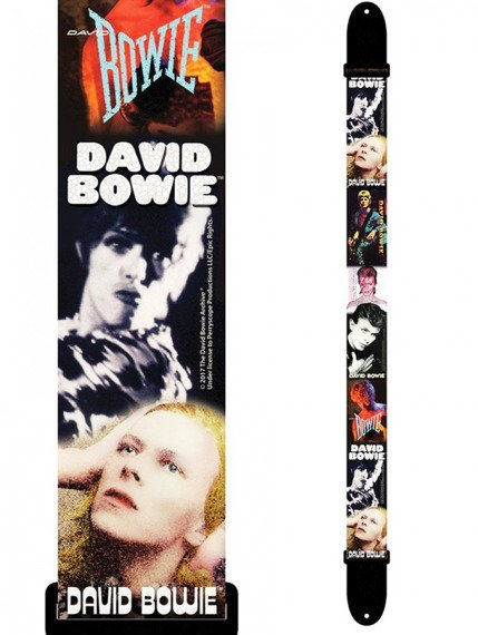pas do gitary DAVID BOWIE - ALBUMS COLLAGE