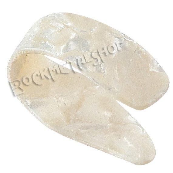pazurek na kciuk średni CHATEAU TORTOISE white