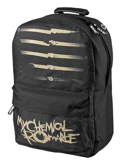 plecak MY CHEMICAL ROMANCE - PARADE