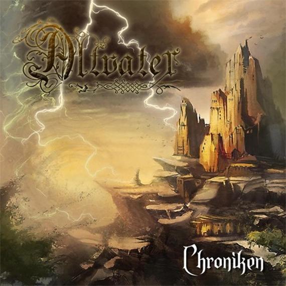 płyta CD: ALTVATER - CHRONIKEN