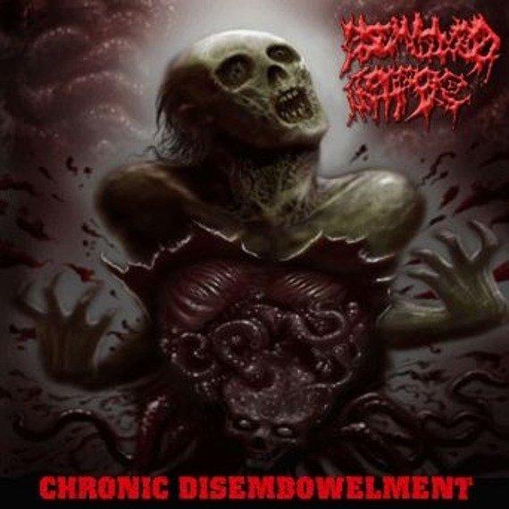 płyta CD: DISEMBOWLED CORPSE - CHRONIC DISEMBOWELMENT